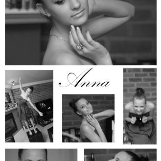 Anna Collage