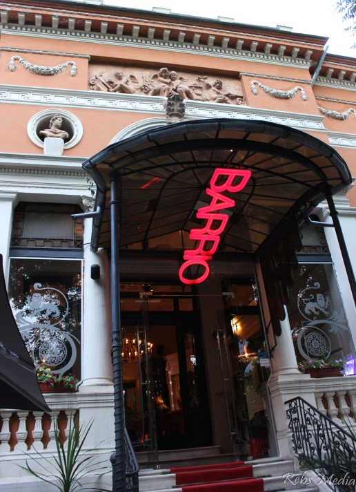 Aristocrat House turned Luxurious Hotel