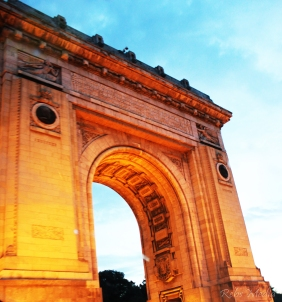 Bucharest- Little Paris