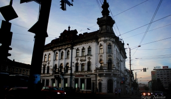 Cluj Napoca Streets