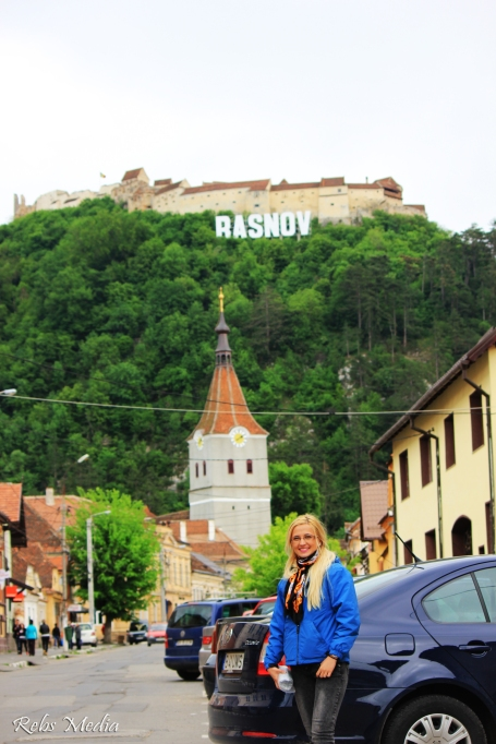 From Hollywood to Rasnov