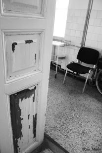Inside a romanian hospital