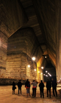 Slanic- Salt Mine Romania