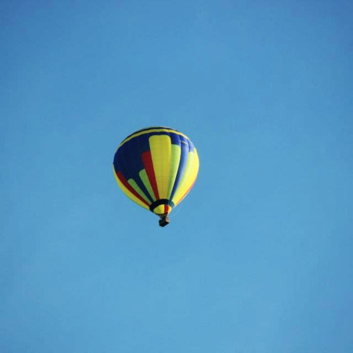 Montgolfiere- Hot Air Balloon